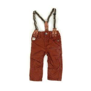MEXX PANTS, BOY'S SIZE 9-12M
